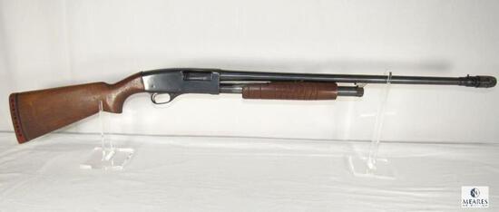 Noble model 20 16 gauge Pump Action Shotgun For Parts Only