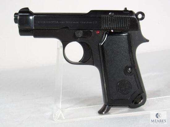 BP.Beretta M1935 7.65 (.32 cal) Semi-Auto Pistol