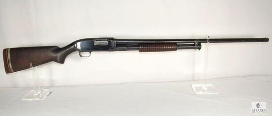 Winchester Model 12 12 Gauge Pump Action Shotgun