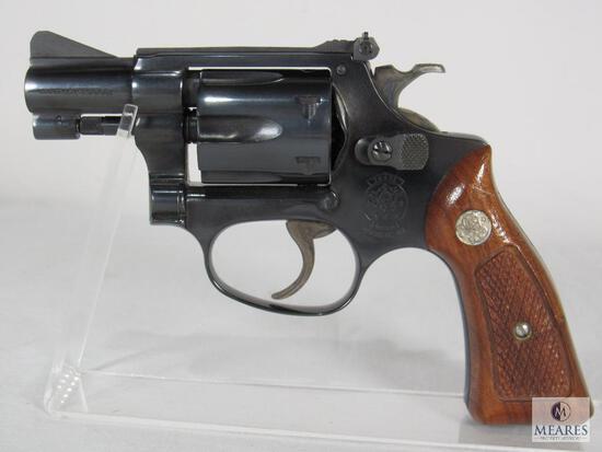 Smith & Wesson Model 34-1 Kit Gun .22 Revolver