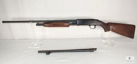 New Haven Mossberg Model 600CT 20 Gauge Pump Action Shotgun + Extra Barrel