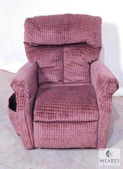 Upholstered Childs Recliner