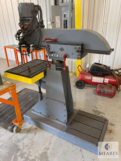 Johansson Drill Press