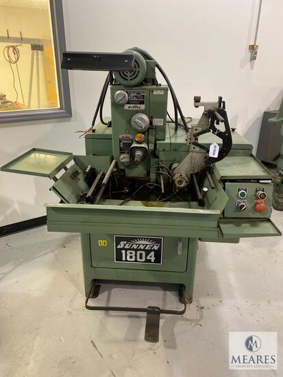 Sunnen Precision Honing Machine Model MBC-1804-E