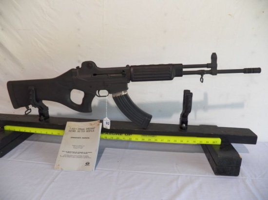 Daewoo DR-300 7.62x39mm Rifle ... Auctions Online | Proxibid