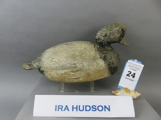 Ira Hudson Bluebill