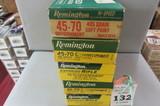 5 Boxes 45-70 GOVT.