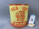 SEA-HAK Oyster Can