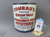 Conrad's Oyster Can