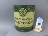 Salt Water Oyster Can