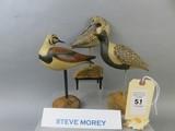 3 Steve Morey Carvings