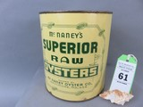 McNaney's Superior Oyster Can