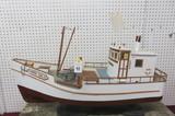 Nice Quinby, VA Model Boat