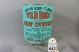 Wild Duck Oyster Can