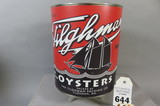 Tilgman Oyster Can