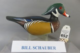 Wood Duck by Bill Schauber