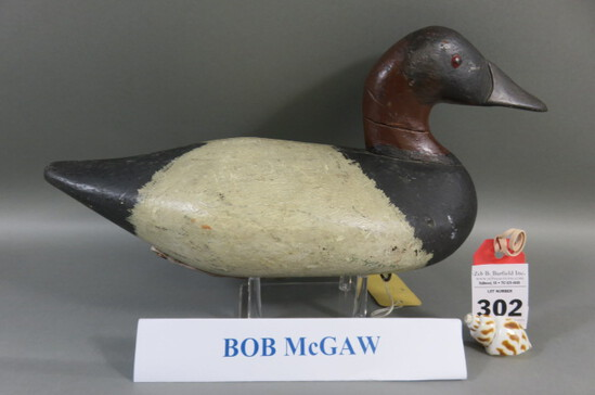 Canvasback by Bob McGaw