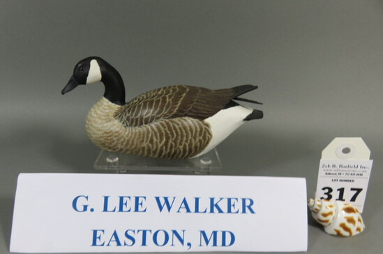 Canada Goose by G. Lee Walker