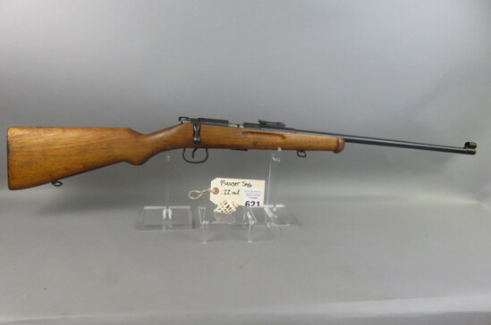 Mauser Style .22 cal