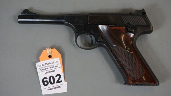 Colt Woodsman Target Model