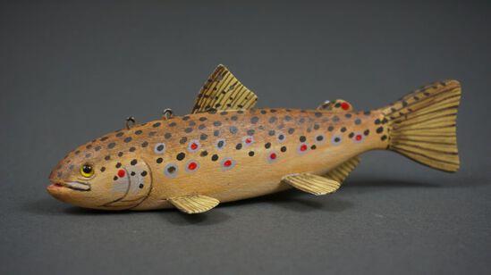 Fish Decoy by M K Scheel