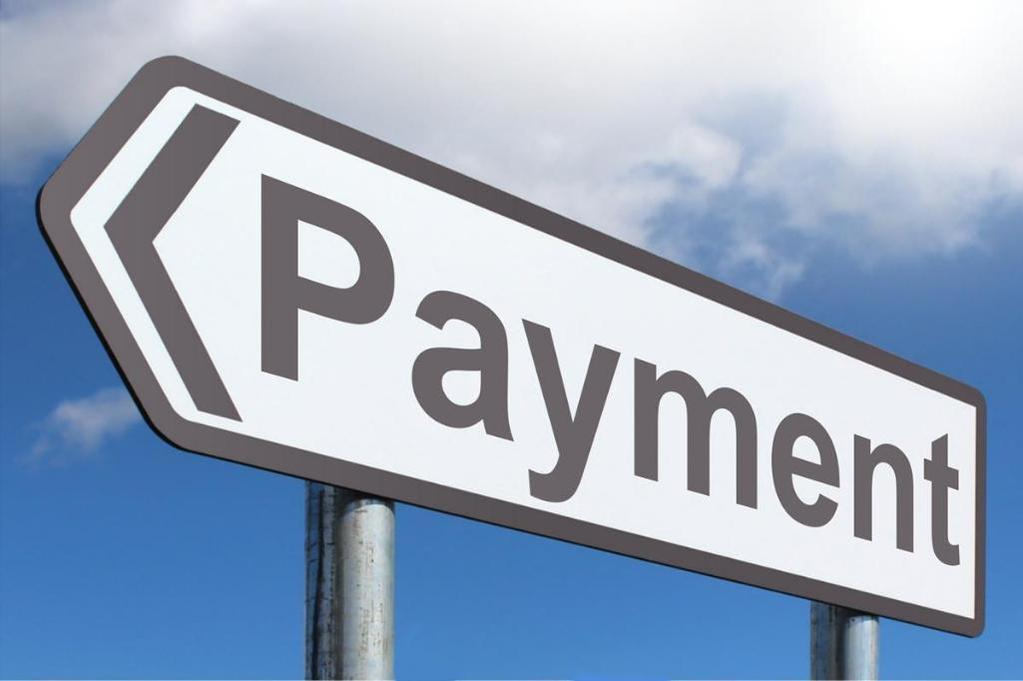 PAYMENT CREDIT CARD PAYMENTS WILL BE BILLED TO THE CARD ON FILE. PLEASE VERIFY YOUR CREDIT CARD
