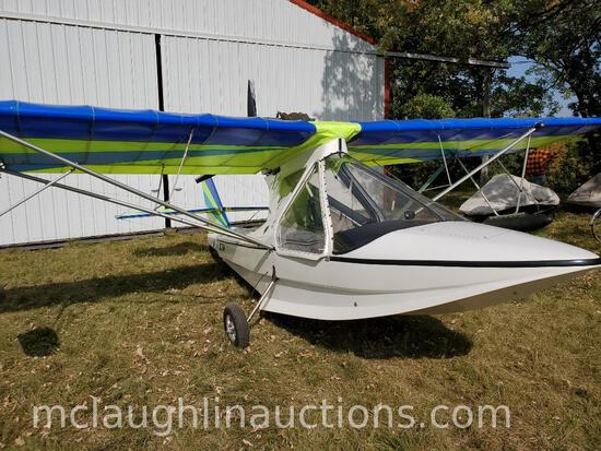 2002 Adventura II Light Sport Amphibious Airplane