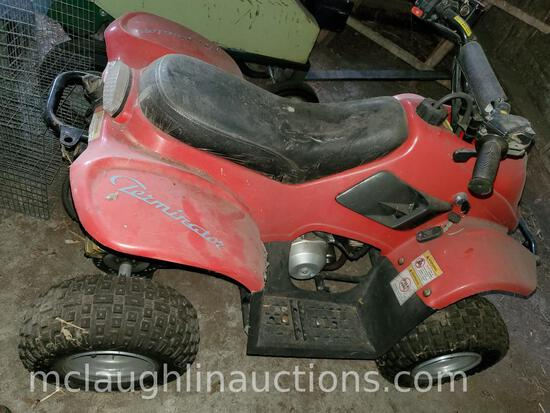 50cc youth ATV