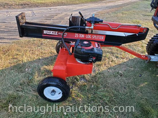 Huskee 25 ton Log splitter
