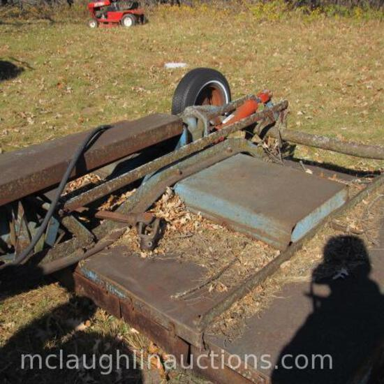 8' Rough Cut Mower