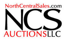 North Central Sales Auction LLC. (NCS)