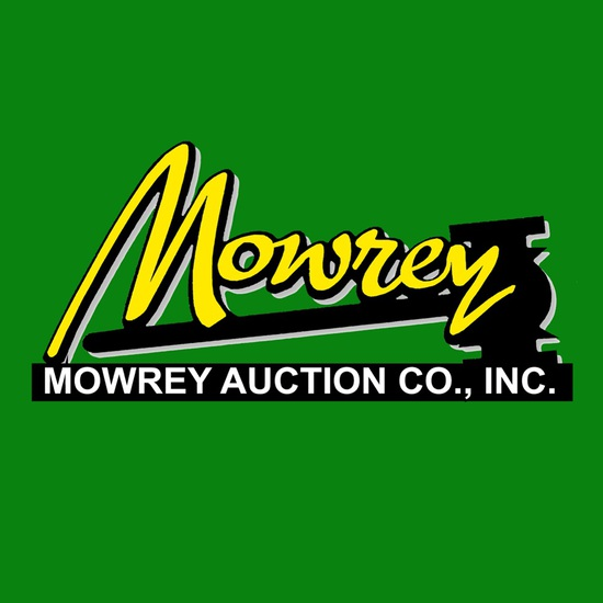 Mowrey Auction - September 15th Truck 1