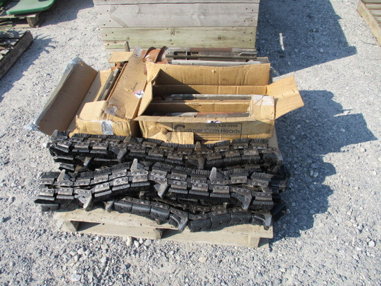 7 ROW OF JD SNAPPING ROLLS