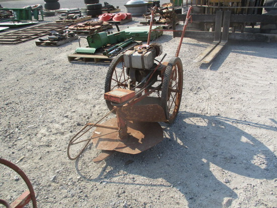 BACKTOLD FENCE ROW MOWER