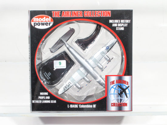 Model Power Airliner Collection 1:300 No. 5806-3 L-1049G 'Columbine III'