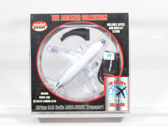 Model Power Airliner Collection 1:400 No. 5822 Airbus SAS Satic A300-600ST Transport