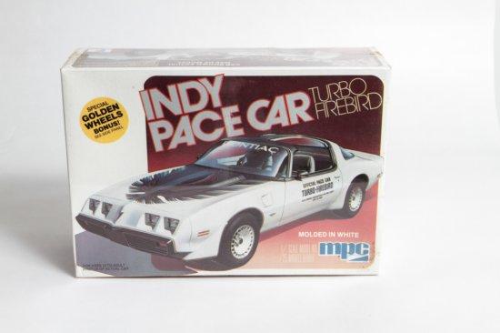 MPC Indy Pace Car Turbo Firebird #1-0761