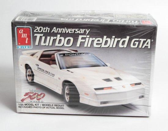 AMT 20th Anniversary Turbo Firebird GTA #6932