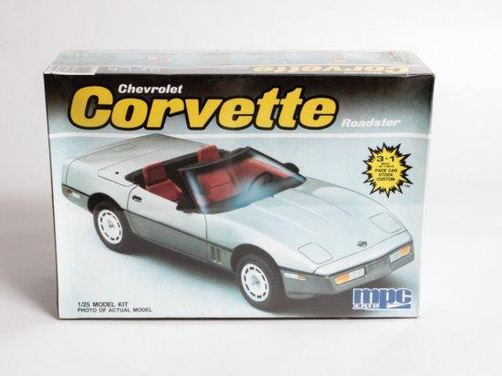MPC Corvette Roadster #6213