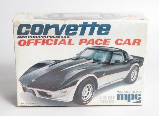 MPC 1978 Indianapolis 500 Corvette Pace Car #1-3710