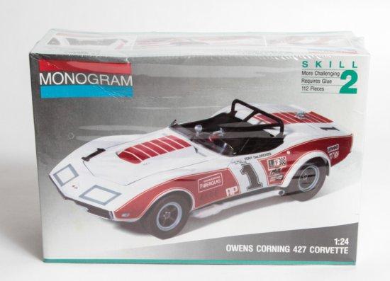 Monogram Owens Corning 427 Corvette #2945