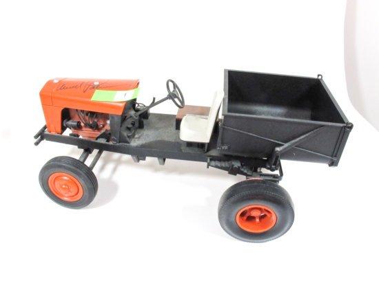 """Initram 1:12 Scale Arnie's Tractor - Signed """"Arnold Palmer"""""""