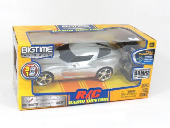 Big Time Muscle R/C 2009 Corvette Stingray Concept