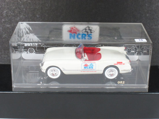 Florida Chapter National Corvette Restorers Society (NCRS) 1994 1:25 Scale Corvette Commemorative