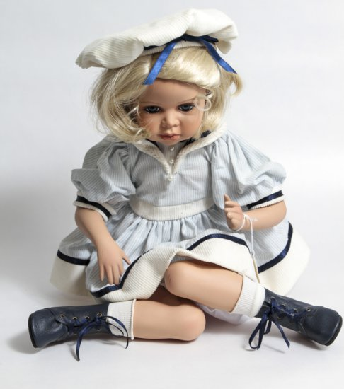 Nurnberger Puppenstube Limited Edition Sailor Girl