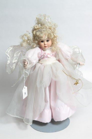14-inch Porcelain Doll Gossamer Winged Angel (1991)