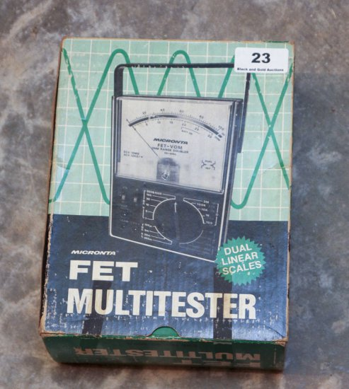 Micronta FET Electrical Multitester