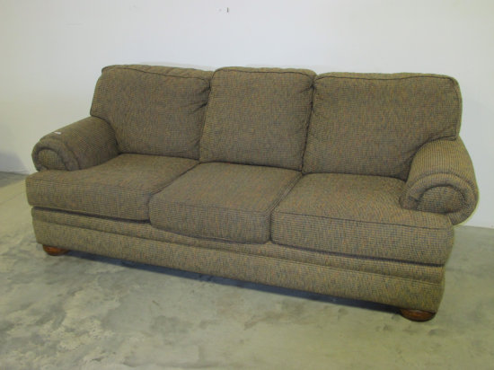6.5' long Bassett sofa