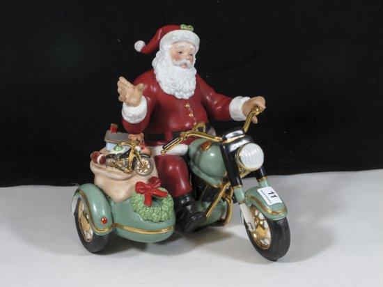 "Lenox ""Santa's Christmas Ride"""