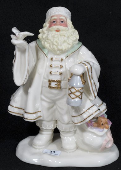 """7"""" Lenox """"Classic Grandfather Frost"""""""